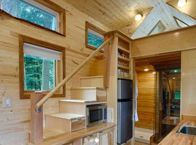 7 Tiny House Storage Ideas